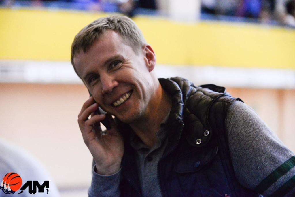 Дмитро Базелевський - спонсор