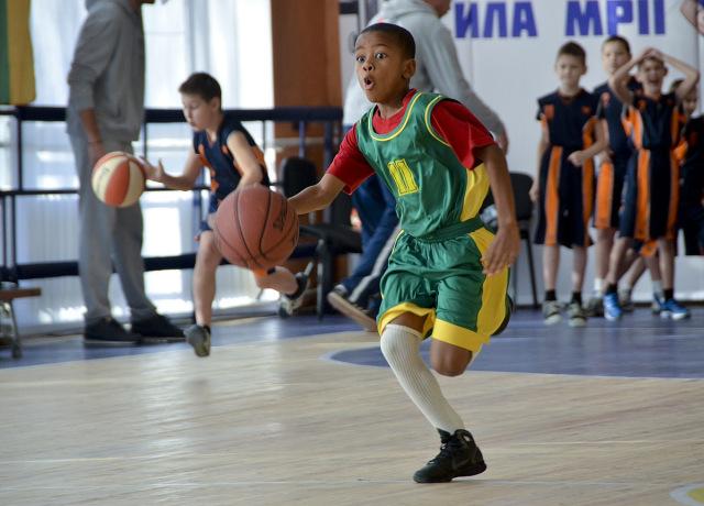 Київська шкільна баскетбольна ліга - це новий світ для дитини!