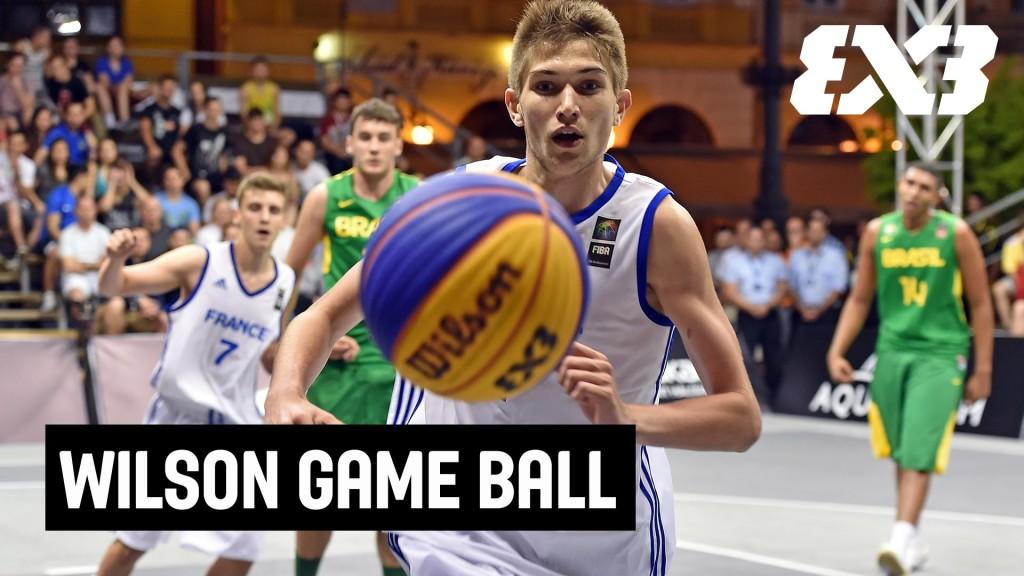 Баскетболісти, що грають у форматі 3x3 вибирають Wilson!