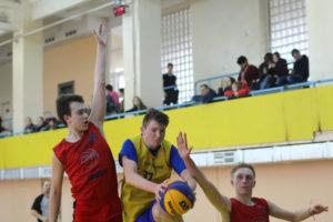 Під час ігор матчу НВК 240 - СШ 185