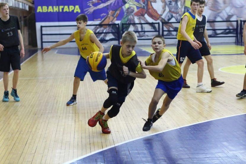 Під час гри Фінала КШБЛ 2017