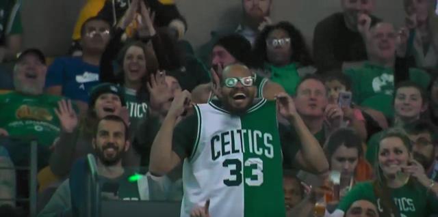 Коли ти фанат #BostonCeltics ;)