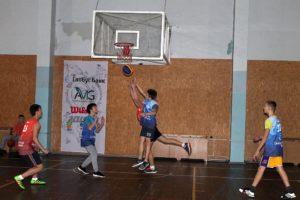 Фінал змагань КШБЛ 2017-2018 по шкільному баскетболу 3×3 Святошинського району