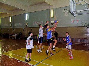 Фінал змагань КШБЛ 2017-2018 по шкільному баскетболу 3×3 Шевченківського району