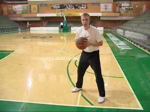 Уроки Баскетболу Дмитра Базелевського - Дріблінг На Місці