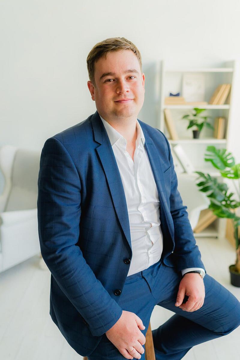 """Голова ради директорів компанії аграрної компанії """"AMG"""" - Антон Посунько"""