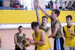 Під час ігор фіналу КШБЛ 2017-18 з баскетболу 5×5