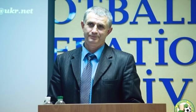 Начальник Київського міського відділення комітету ФВС МОН України Сергій Бобровник