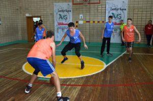 Під час ігор фіналу Дніпровського туру КШБЛ 2018-19 з баскетболу 3×3