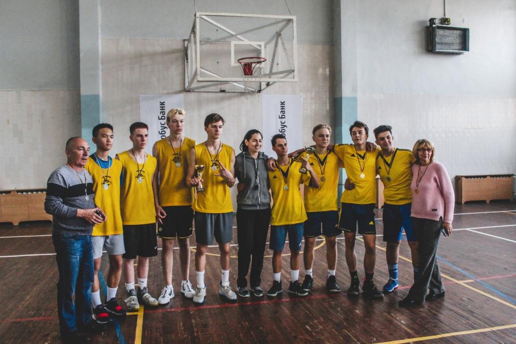 КШБЛ 2019-20 з баскетболу 3 × 3 серед учнів шкіл Святошинського та Дніпровського району